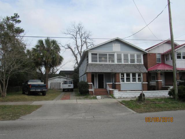 2121 N Davis St, Jacksonville, FL 32209 (MLS #920621) :: EXIT Real Estate Gallery