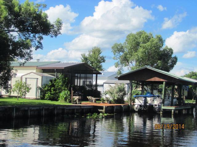 160 Moonlite Dr, Welaka, FL 32193 (MLS #920666) :: St. Augustine Realty