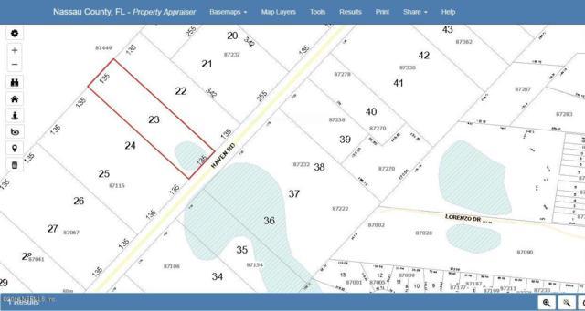 0 Haven Rd, Yulee, FL 32097 (MLS #920959) :: St. Augustine Realty