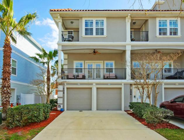 204 21ST Ave S, Jacksonville Beach, FL 32250 (MLS #921017) :: EXIT Real Estate Gallery