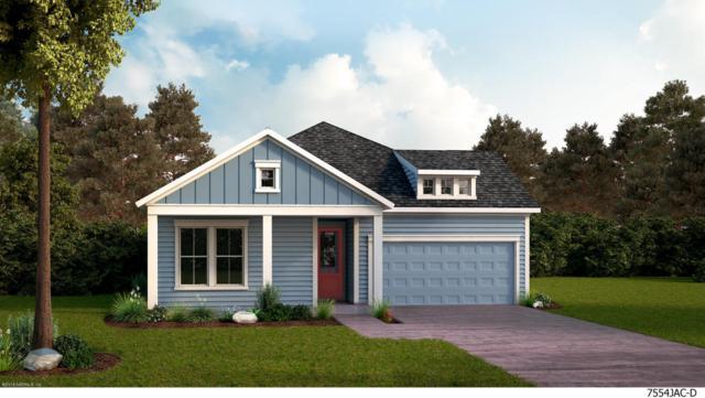 119 Sunrise Vista Way, Ponte Vedra, FL 32081 (MLS #921105) :: EXIT Real Estate Gallery