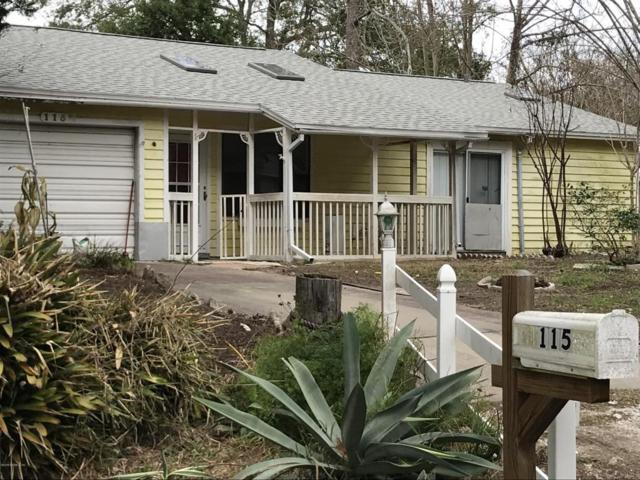 115 Martin Rd, St Augustine, FL 32086 (MLS #921240) :: EXIT Real Estate Gallery