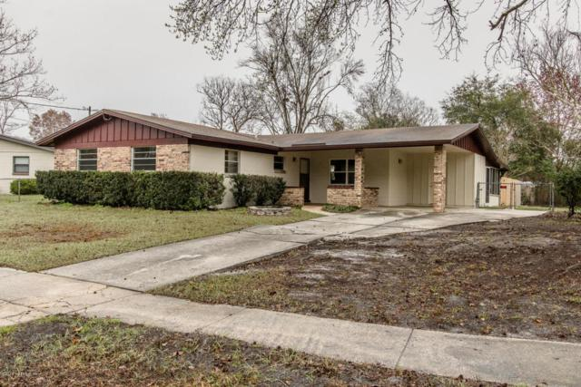 266 Bonnlyn Dr, Orange Park, FL 32073 (MLS #921445) :: EXIT Real Estate Gallery