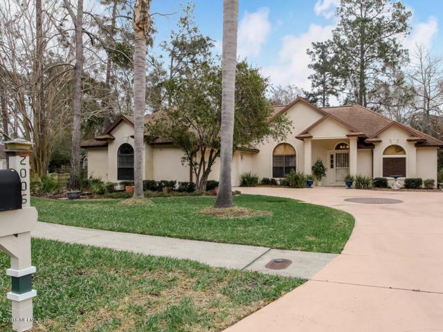 2006 Woodlake Dr, Fleming Island, FL 32003 (MLS #921570) :: EXIT Real Estate Gallery