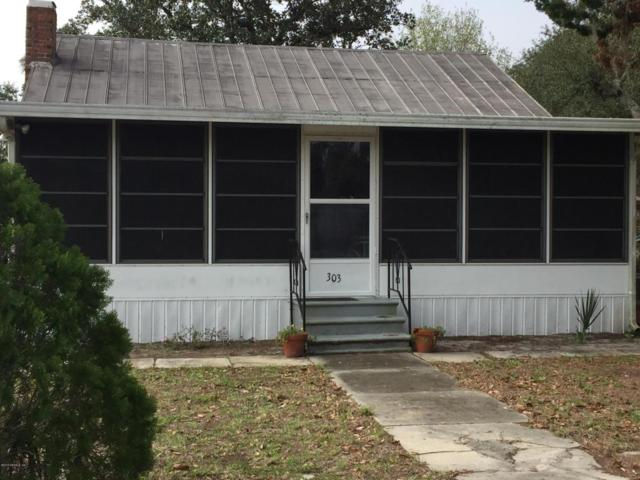 303 Old Us Hwy 17, Crescent City, FL 32112 (MLS #921597) :: EXIT Real Estate Gallery
