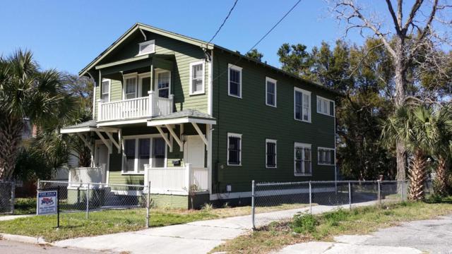 319 24TH St W, Jacksonville, FL 32206 (MLS #921843) :: Sieva Realty