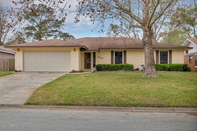 444 Hawaiian Ter, Jacksonville, FL 32216 (MLS #921872) :: EXIT Real Estate Gallery