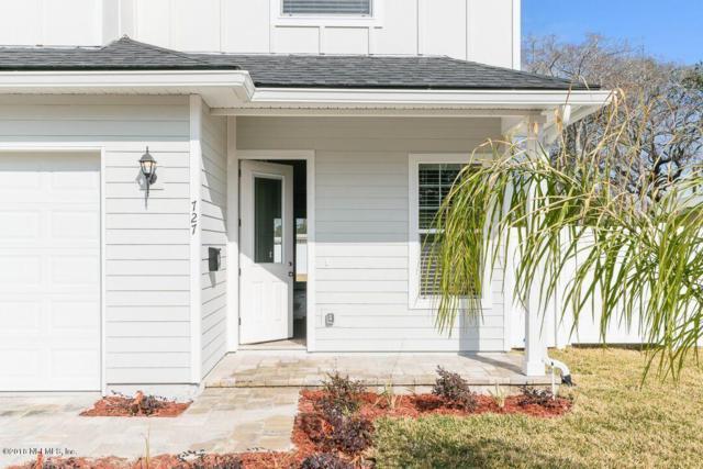 724 7TH Ave N, Jacksonville Beach, FL 32250 (MLS #921894) :: EXIT Real Estate Gallery