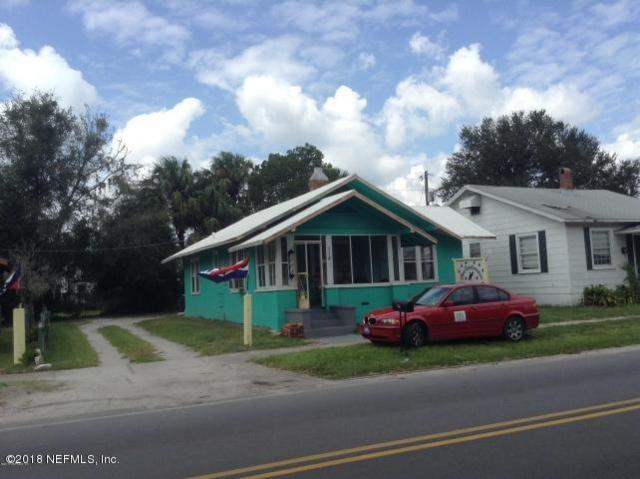 118 S 9TH St, Palatka, FL 32177 (MLS #921900) :: Sieva Realty