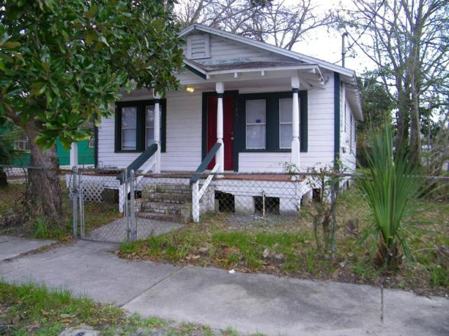 1896 W 4TH St, Jacksonville, FL 32209 (MLS #921907) :: EXIT Real Estate Gallery