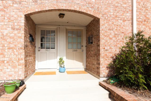 5201 Atlantic Blvd #288, Jacksonville, FL 32207 (MLS #922016) :: EXIT Real Estate Gallery