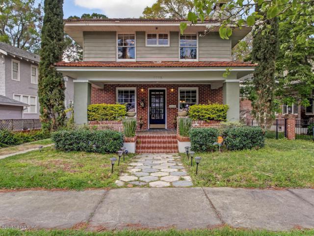 3023 Oak St, Jacksonville, FL 32205 (MLS #922041) :: Green Palm Realty & Property Management
