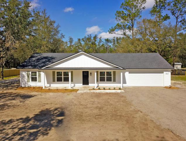 5460 Mobile St, St Augustine, FL 32092 (MLS #922080) :: EXIT Real Estate Gallery