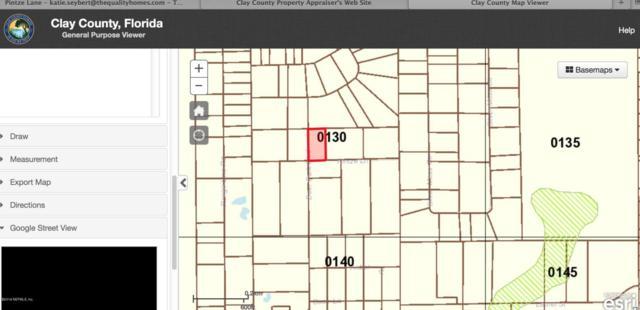 5222 Pintze Ln, Middleburg, FL 32068 (MLS #922139) :: EXIT Real Estate Gallery