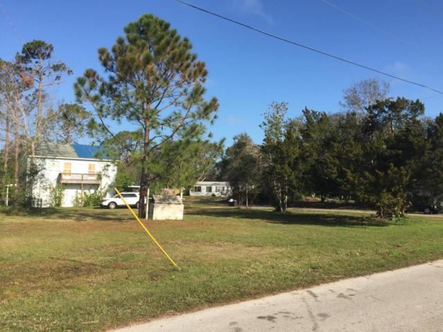 LOT 2 North Blvd, St Augustine, FL 32095 (MLS #922149) :: RE/MAX WaterMarke
