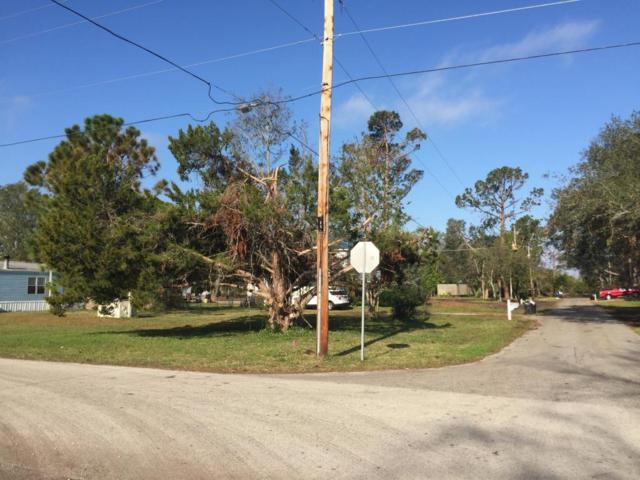 LOT 1 North Blvd, St Augustine, FL 32095 (MLS #922152) :: RE/MAX WaterMarke