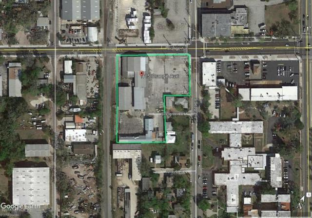 415 Orange Ave, Daytona Beach, FL 32114 (MLS #922155) :: EXIT Real Estate Gallery