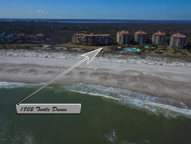 1802 Turtle Dunes Pl, Amelia Island, FL 32034 (MLS #922185) :: EXIT Real Estate Gallery