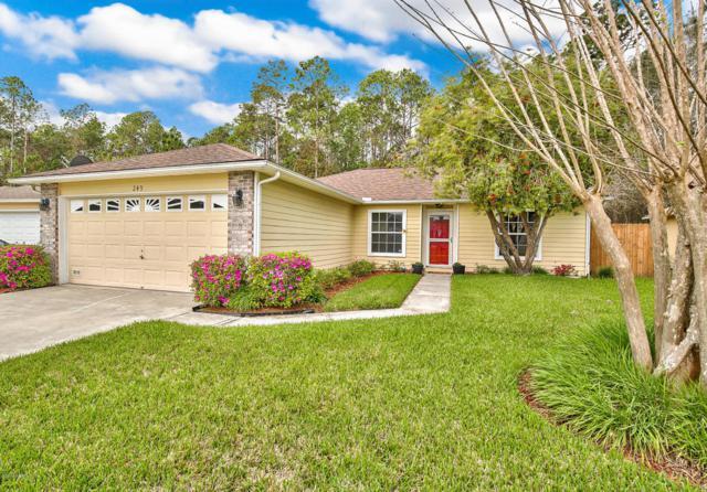 249 Johns Glen Dr, St Johns, FL 32259 (MLS #922222) :: EXIT Real Estate Gallery