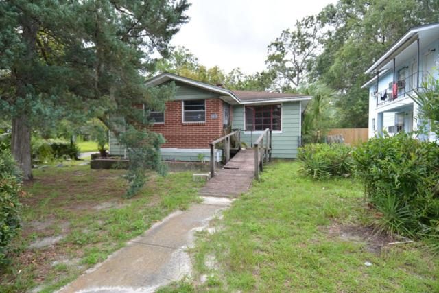 1610 W 36TH St, Jacksonville, FL 32209 (MLS #922362) :: EXIT Real Estate Gallery