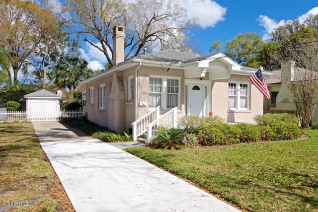 1277 Talbot Ave, Jacksonville, FL 32205 (MLS #922674) :: EXIT Real Estate Gallery