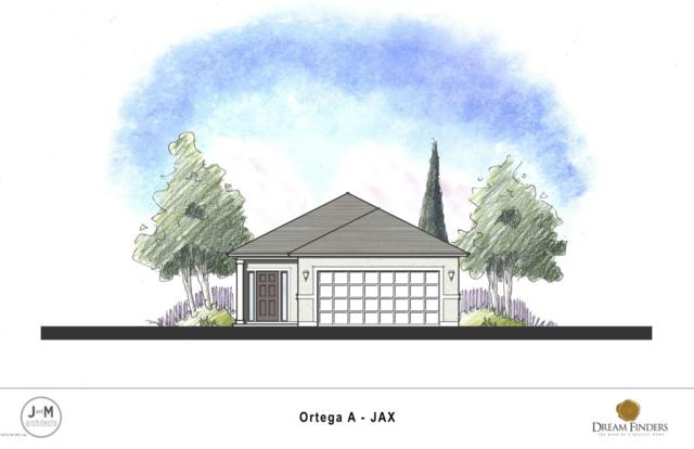 74 Cottage Green Pl, St Augustine, FL 32092 (MLS #922753) :: EXIT Real Estate Gallery