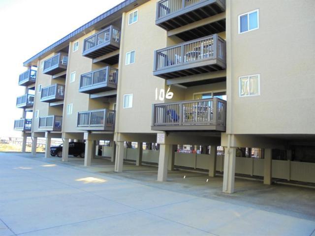 3056 S Fletcher Ave #106, Fernandina Beach, FL 32034 (MLS #923567) :: Memory Hopkins Real Estate
