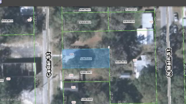 120 Cedar St, Crescent City, FL 32112 (MLS #923580) :: St. Augustine Realty