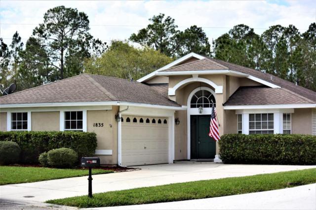 1835 Moss Creek Dr, Orange Park, FL 32003 (MLS #923968) :: Perkins Realty