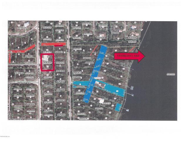 128 Marion St, Florahome, FL 32140 (MLS #924503) :: RE/MAX WaterMarke