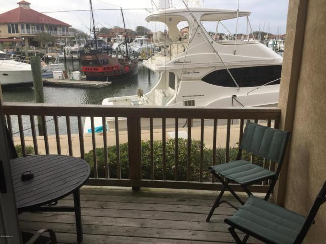 201 Yacht Club Dr #12, St Augustine, FL 32084 (MLS #925000) :: RE/MAX WaterMarke