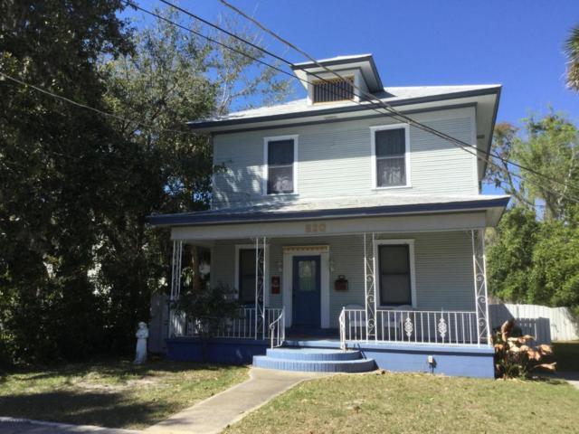 520 Emmett St, Palatka, FL 32177 (MLS #925055) :: Memory Hopkins Real Estate