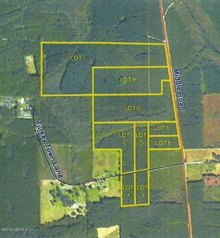 LOT 8 Middle Rd, Callahan, FL 32011 (MLS #925184) :: CrossView Realty