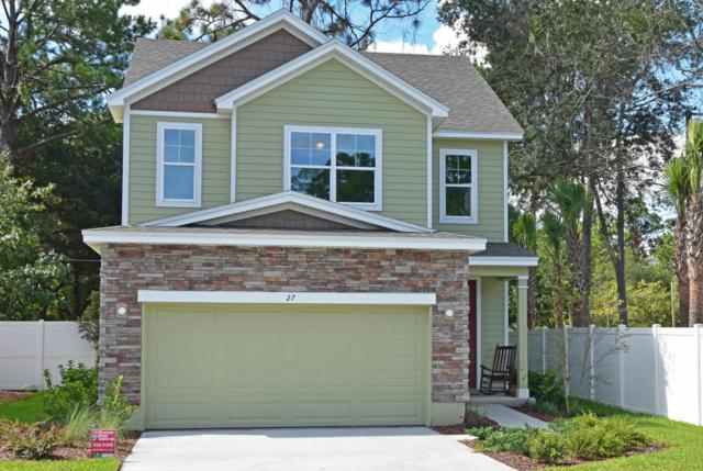27 Moultrie Creek Cir, St Augustine, FL 32086 (MLS #925396) :: EXIT Real Estate Gallery