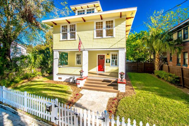 319 W 10TH St, Jacksonville, FL 32206 (MLS #925508) :: Green Palm Realty & Property Management