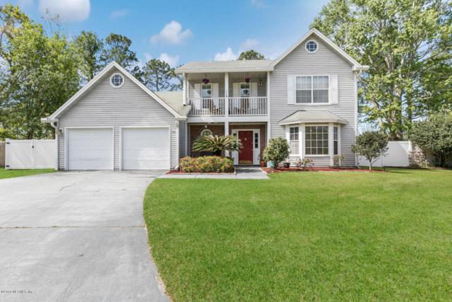 506 Dewberry Ct, Fleming Island, FL 32003 (MLS #925606) :: EXIT Real Estate Gallery