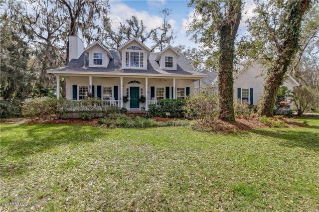 96102 Palm Bluff Dr, Fernandina Beach, FL 32034 (MLS #925845) :: EXIT Real Estate Gallery
