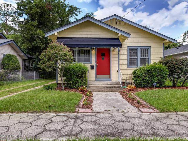 2817 Downing St, Jacksonville, FL 32205 (MLS #925995) :: Green Palm Realty & Property Management