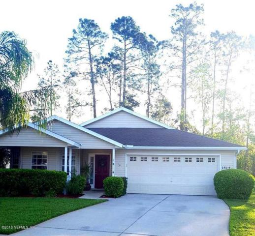 1515 Greenway Pl, Fleming Island, FL 32003 (MLS #926034) :: Perkins Realty