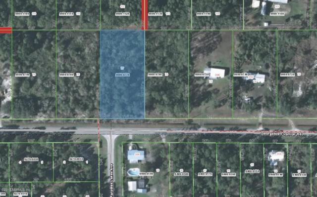 300 Georgetown Denver Rd, Georgetown, FL 32139 (MLS #926789) :: The Hanley Home Team