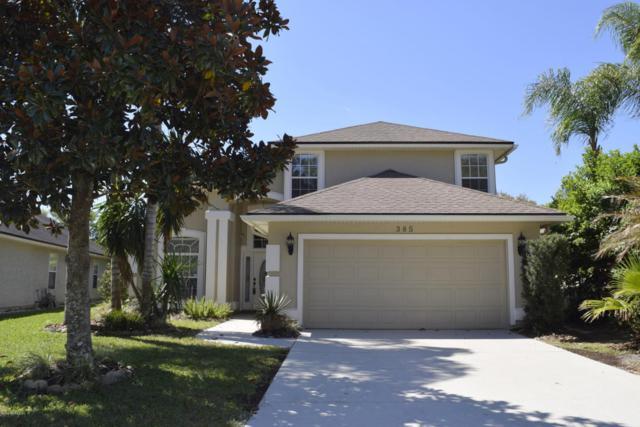 385 W Tropical Trce, Jacksonville, FL 32259 (MLS #927458) :: Memory Hopkins Real Estate
