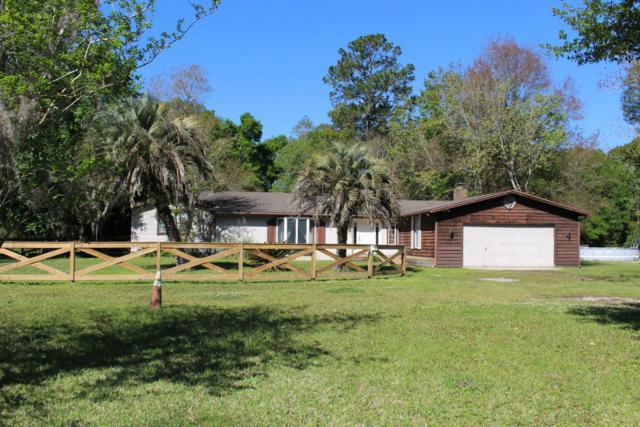 1256 NW 250TH St, Lawtey, FL 32058 (MLS #927490) :: The Hanley Home Team