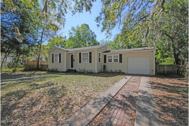 2408 Ridgewood Rd, Jacksonville, FL 32207 (MLS #927612) :: EXIT Real Estate Gallery