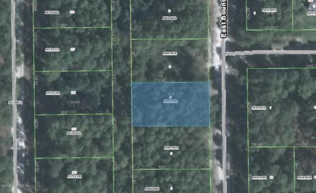 151 E Boundary Dr, Georgetown, FL 32139 (MLS #927828) :: EXIT Real Estate Gallery