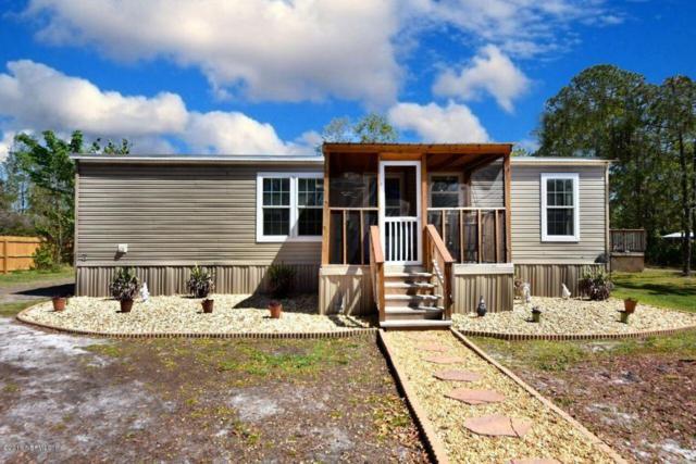 6655 Crooked Creek Ln, St Augustine, FL 32095 (MLS #927839) :: Sieva Realty