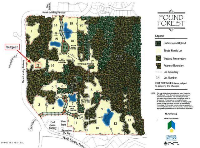 25900 Marsh Landing Pkwy, Ponte Vedra, FL 32082 (MLS #927993) :: St. Augustine Realty