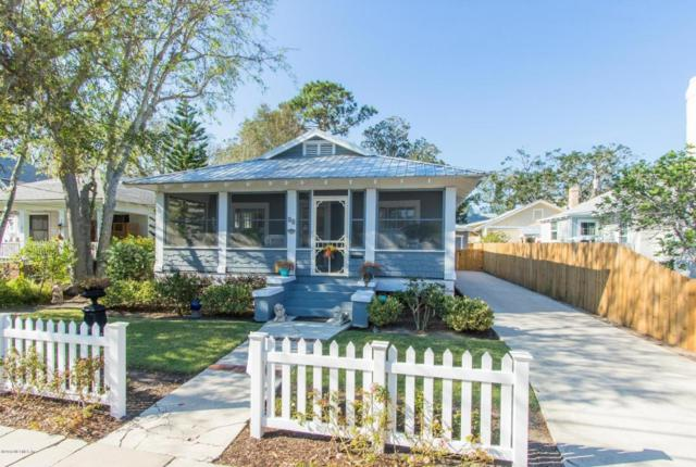 14 Grove Ave, St Augustine, FL 32084 (MLS #928247) :: St. Augustine Realty