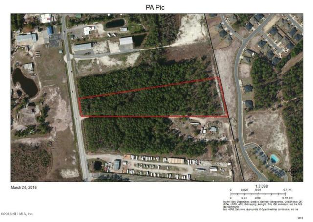 0 Us Highway 17 Track 14, Yulee, FL 32097 (MLS #928465) :: RE/MAX WaterMarke