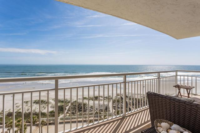 1601 Ocean Dr S #810, Jacksonville Beach, FL 32250 (MLS #928666) :: RE/MAX WaterMarke