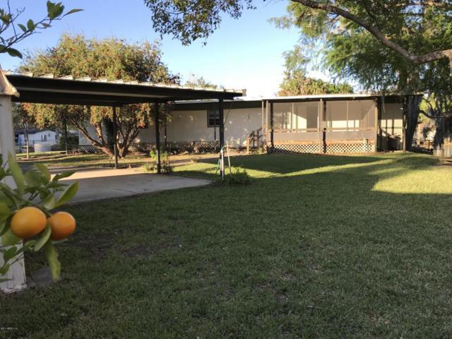 156 Smith Ln, Satsuma, FL 32189 (MLS #928720) :: EXIT Real Estate Gallery